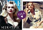 Kate Upton na ok�adce Vogue Italia [ZDJ�CIA]