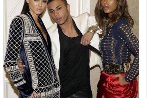 H&M i Balmain. Kolekcja we wsp�pracy ze s�ynnym domem mody ju� 5 listopada!