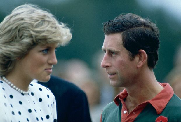 Książę Karol, księżna Diana w 1985