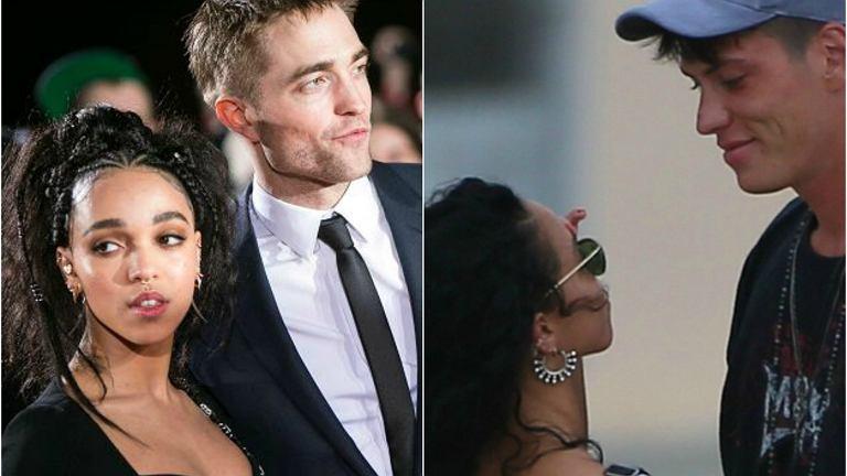 Robert Pattinson, FKA Twigs i Brieuc Breitenstein