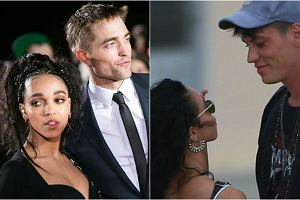 Robert Pattinson, FKA Twigs i Brieuc Breitenstein