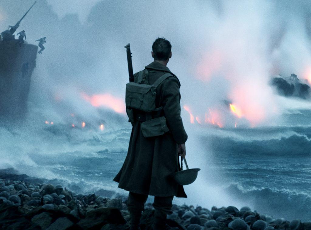 Kadr z filmu 'Dunkierka'