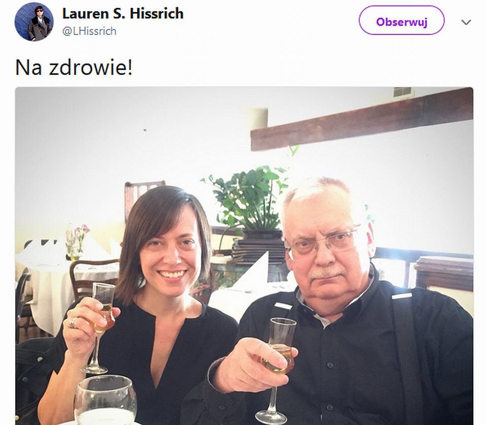 Lauren S. Hissrich i Andrzej Sapkowski - Na zdrowie!