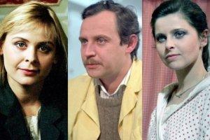 Aktorzy z serialu W labiryncie