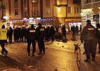 28 osób zatrzymanych po zamieszkach w Ełku. Policja informuje, że w mieście jest spokojnie
