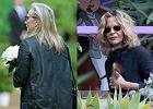 Rodzina i przyjaciele żegnali Carrie Fisher i jej matkę Debbie Reynolds podczas uroczystości żałobnych zorganizowanych w domu aktorki w Los Angeles. Wśród żałobników nie zabrakło największych nazwisk świata filmowego, takich jak Meryl Streep, Gwyneth Paltrow i George Lucas.