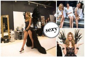 Victoria's Secret 2014. Mamy zdj�cia z przymiarek! Kt�re Anio�ki wyst�pi� w jakiej bieli�nie?