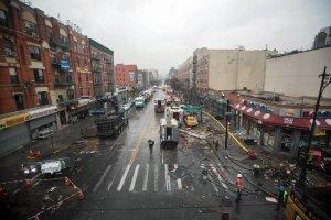 Ro�nie bilans ofiar �miertelnych wybuchu gazu na Manhattanie. Pi�� os�b nie �yje