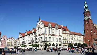 Wrocław uplasował się na trzecim miejscu wśród miast najbardziej atrakcyjnych dla turystów na weekend.