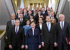 Jest nowy rząd. Ministrowie Beaty Szydło zapowiadają zmiany