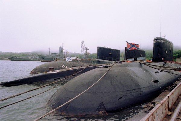 Rosja przestaje produkowa� okr�ty typu warszawianka. Bo cz�ci zamienne importowano z Ukrainy?