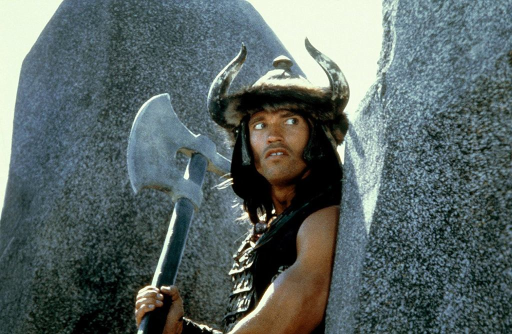 Conan Barbarzyńca / mat. promocyjne wytwórni Universal