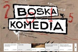 Boska Komedia. Polskie spektakle, mi�dzynarodowe jury