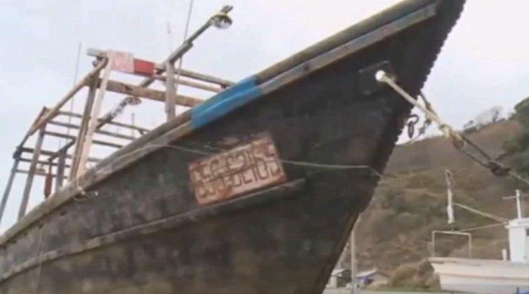 Tajemnicze statki u wybrze�y Japonii. W �rodku - zw�oki. Sk�d si� wzi�y?