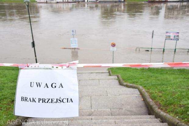 Wisła w Krakowie