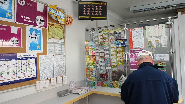 Lotto. Wyniki