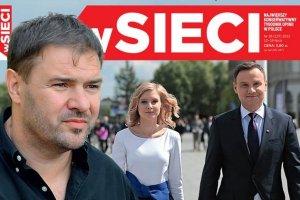 """Tomasz Karolak przeprasza za wpadk� z cytowaniem fa�szywego konta c�rki prezydenta. """"Sorry za atak na Dud�"""""""