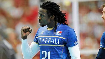Mory Sidibe z reprezentacji Francji