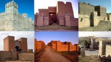 Barbarzy�stwo terroryst�w z IS. Mury miasta przetrwa�y tysi�ce lat, teraz wysadzili je w powietrze