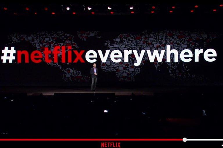 Netflix chce być wszędzie