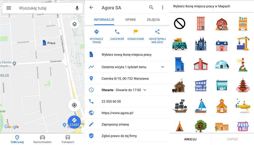 Mapy Google dla zaawansowanych