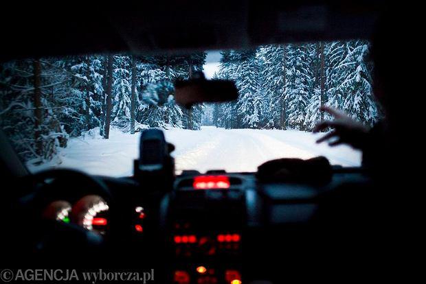 Na patrolu z le�n� stra��... Pilnuj� lasu, drzewek i zwierz�t [WIDEO]