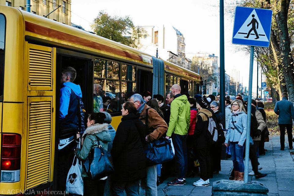 mpk trasy autobusów