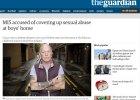 Brytyjski kontrwywiad tuszowa� molestowanie seksualne ch�opc�w? Ofiary pozywaj� brytyjski rz�d