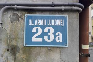 Jakie obowiązki mają mieszkańcy w związku z dekomunizacją nazw ulic?