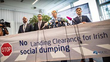 Niemieccy piloci Ryanair dołączają do strajku