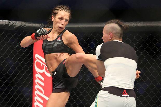 Zdjęcie numer 2 w galerii - UFC 231. Jędrzejczyk vs. Szewczenko, czyli walka z wieloma podtekstami
