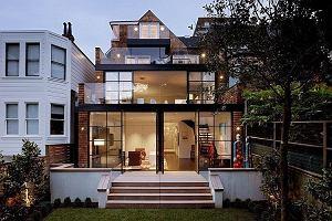 Wnętrza: dom w San Fransisco