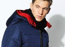 Męskie kurtki puchowe w promocyjnych cenach. Modne kolory na jesień