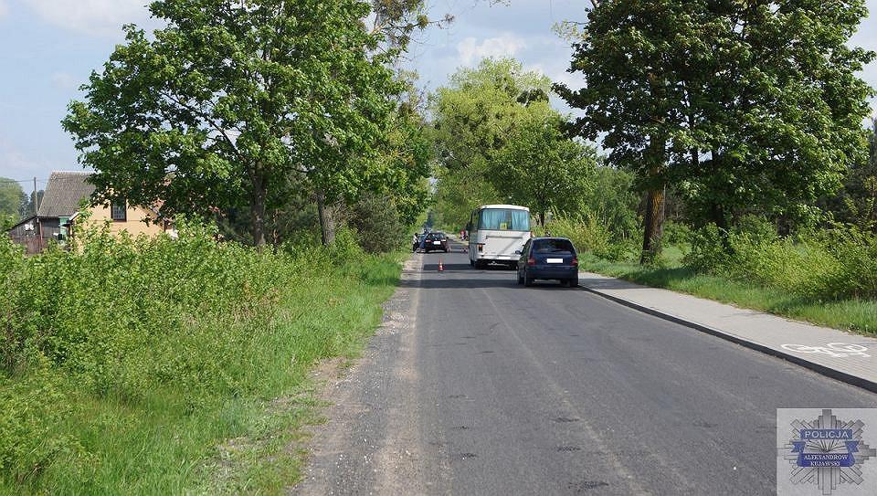Wypadek w Siarzewie