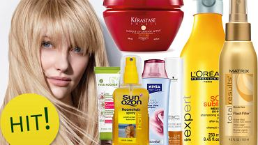 Must have: przeciwsłoneczne kosmetyki do włosów