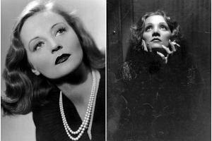 """Marlena Dietrich: """"Jestem tylko po to, żeby kochać mnie"""""""