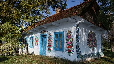 Kolorowa tradycja narodziła się w Zalipiu na przełomie XIX i XX wieku