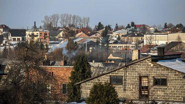 Powietrze w miejscowości Skała należy do najbardziej zanieczyszczonych w Małopolsce, 7 grudnia 2016.