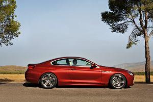 BMW 6 Coupe - test   Pierwsza jazda