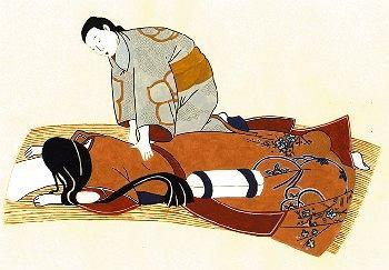 Shiatsu wywodzi się z Japonii i opiera na akupresurze