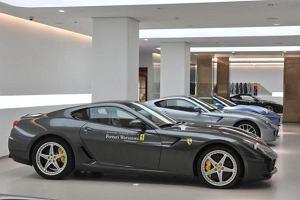B�dzie drugi salon Ferrari w Polsce