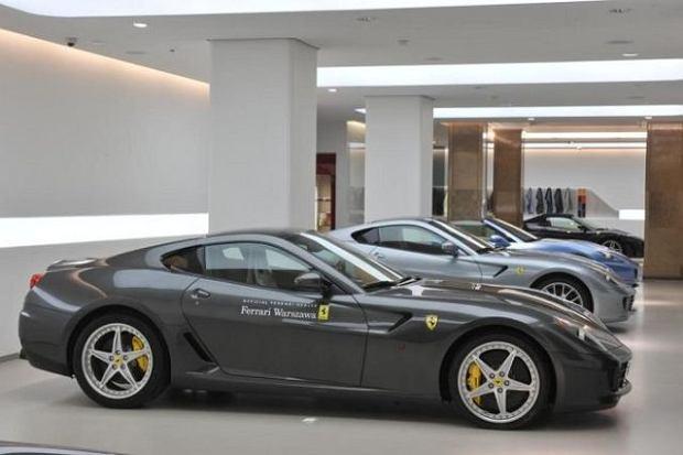 Rekordowa sprzeda� Ferrari