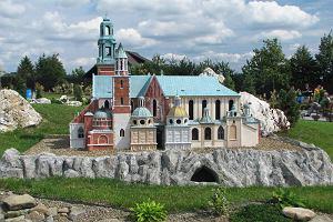 Polska z dziećmi. Inwałd - Park Miniatur, Mini Zoo i Dinolandia
