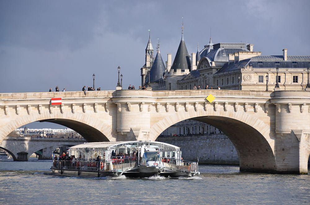 Paryż, Pont Neuf