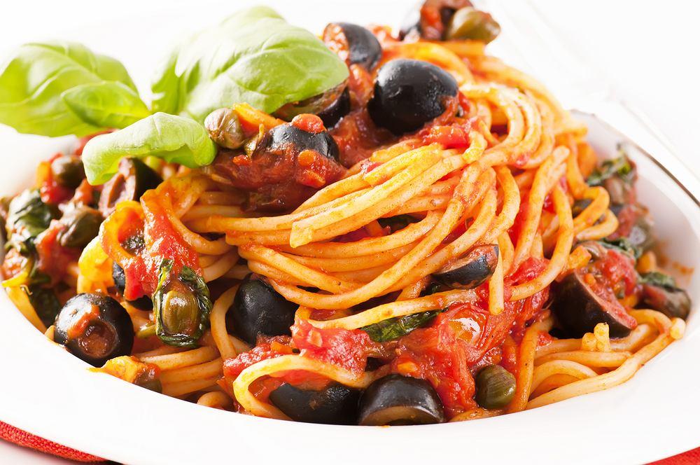 spagetti, włochy, kuchnia, jedzenie