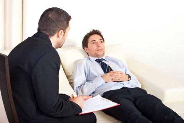 Psycholog, psychoterapeuta
