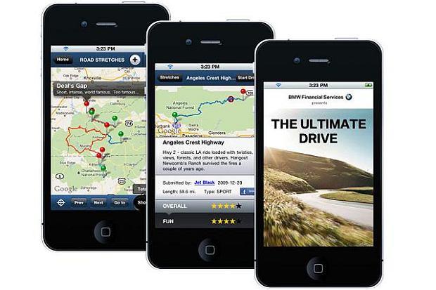 BMW szuka najlepszych dróg