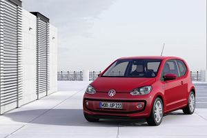 Salon Frankfurt 2011 | Miejski Volkswagen up!