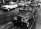 Bohater szuka pracy - 70 lat Jeepa