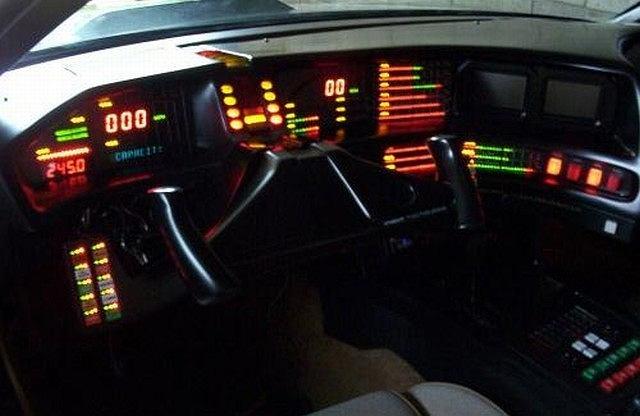 K.I.T.T. - samochód z filmu